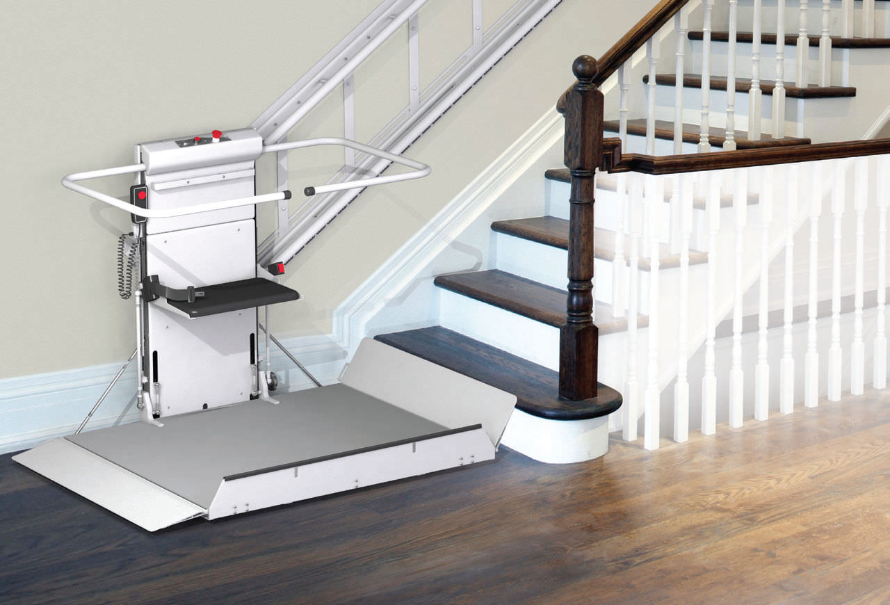 All about mobility great falls mt residential elevator for Elevator grab bars