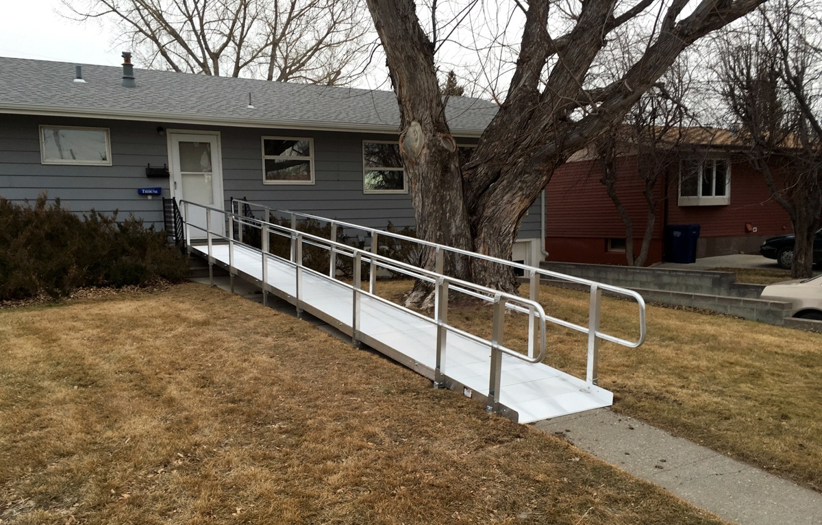 All About Mobility Great Falls Mt Ramps All About